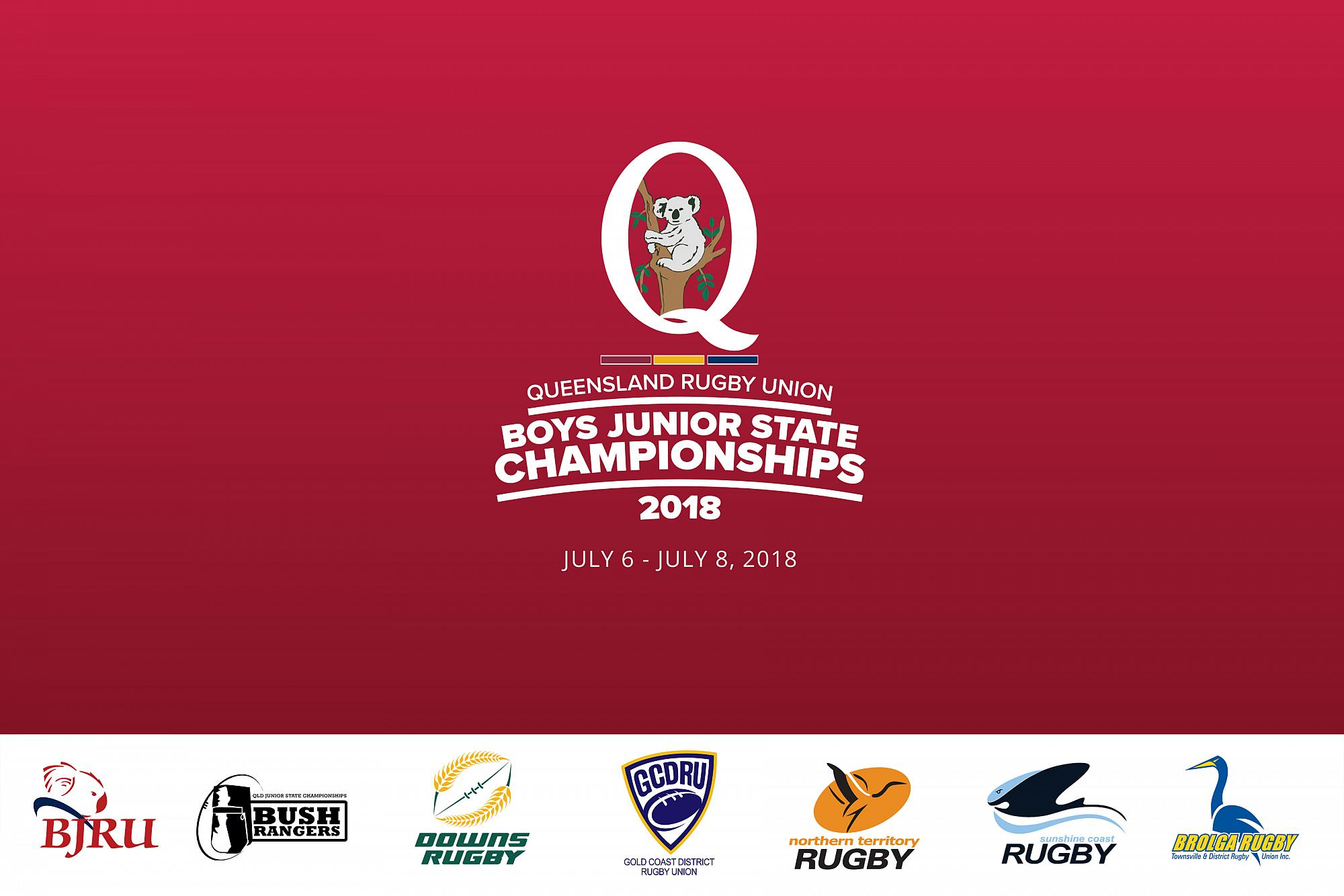 Qld Rugby Union State Champs